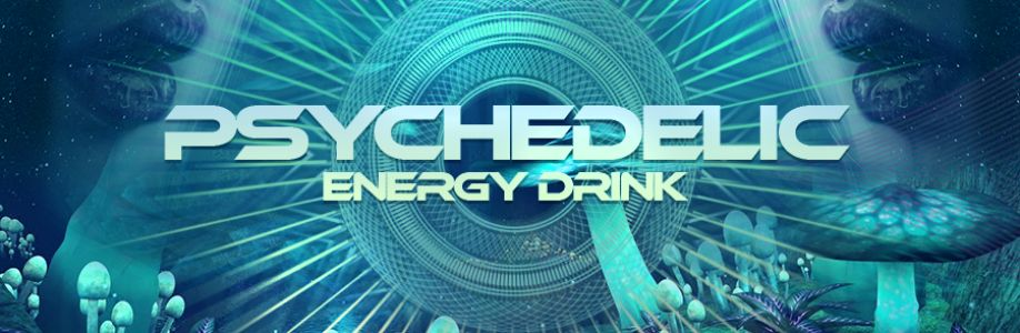 Psychedelic Energy Drink Cover Image